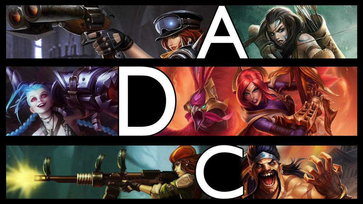 league of legends account adc